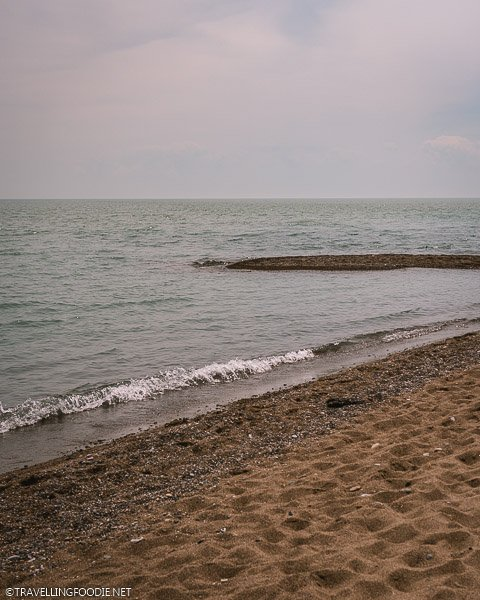 Southermost tip Point Pelee in Leamington, Ontario