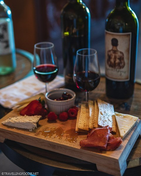 Cheese, Charcuterie and Red Wines at Wine-Me