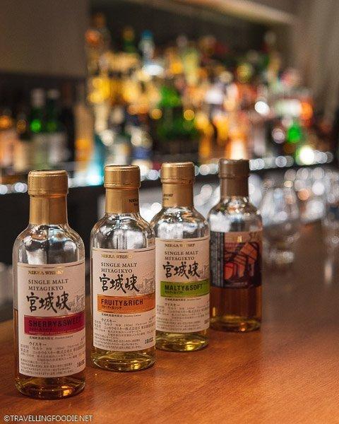 Nikka Whisky Single Malt Miyagikyo at Bar Dealan-De in Tokyo, Japan