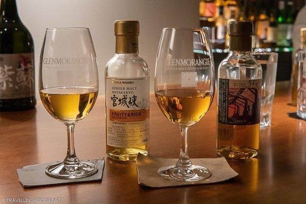 Rare Nikka Whisky at Bar Dealan-De in Tokyo, Japan