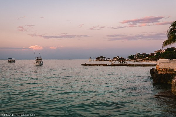 Pink Hour at Sandals Montego Bay