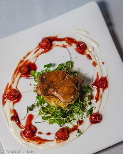 Foie Gras at Aurum Food and Wine