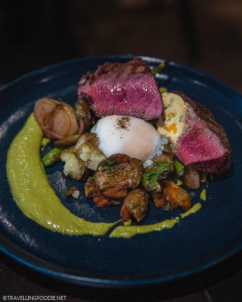 Brunch Steak and Eggs at Avelina Denver of Urban Food Group