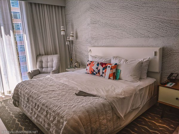 King Guest Bedroom at Le Meridien in Downtown Denver