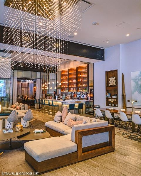 Le Meridien Denver Hotel Lobby