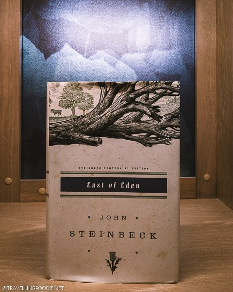 East of Eden by John Steinbeck book