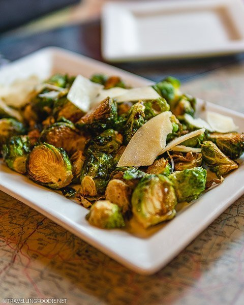 Fried Brussels Sprouts at Odyssey Gastropub in Colorado Springs