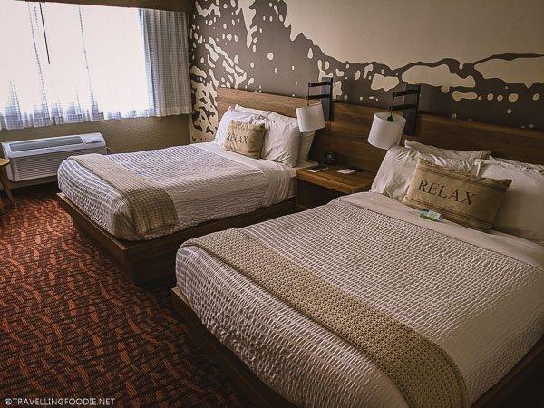 2 Queen Beds Room at Ridgeline Hotel in Estes Park