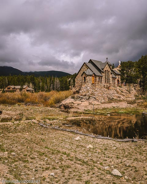 Saint Catherine's Chapel on the Rock and Camp St. Malo in Estes Park
