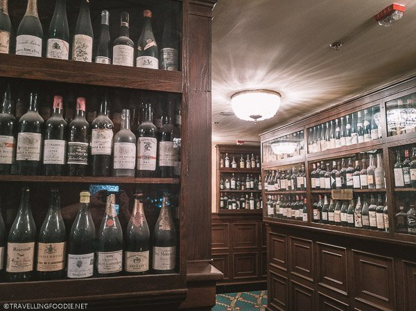 Bottle Alley at The Broadmoor in Colorado Springs