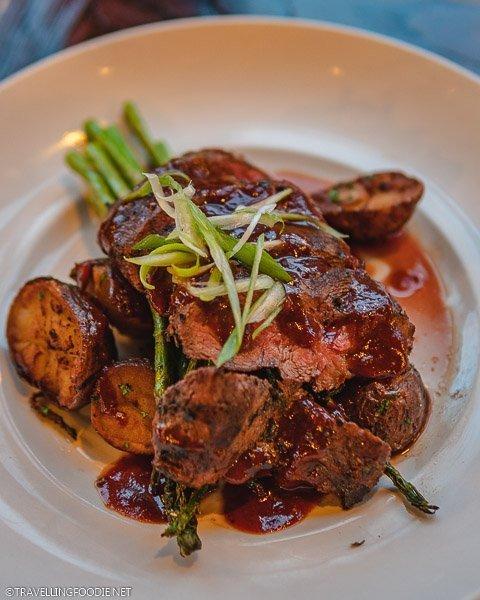 Flat Iron Steak at The Pullman