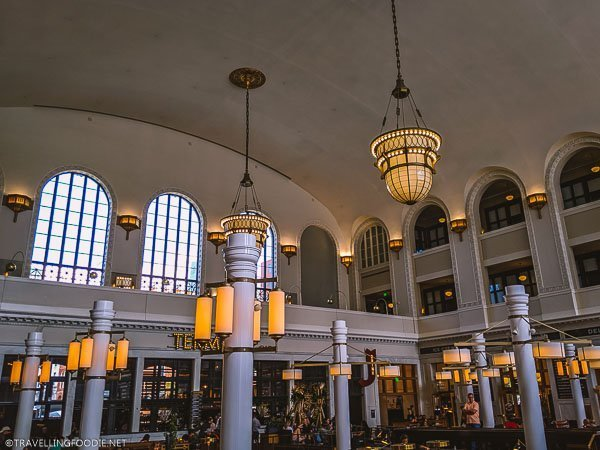 Downtown Denver Union Station Terminal