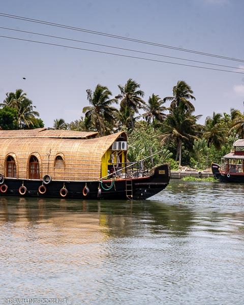 Kettuvallam in Alappuzha, Kerala