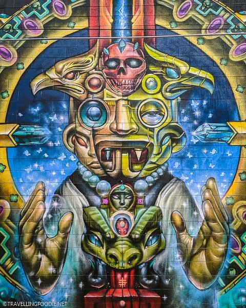 River North (RiNo) Street Art in Denver