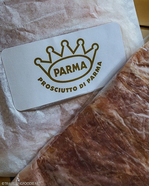 Prosciutto di Parma Ducal Crown Designation