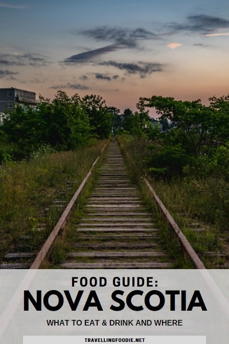 Nova Scotia Food Guide on What To Eat & Drink and Where