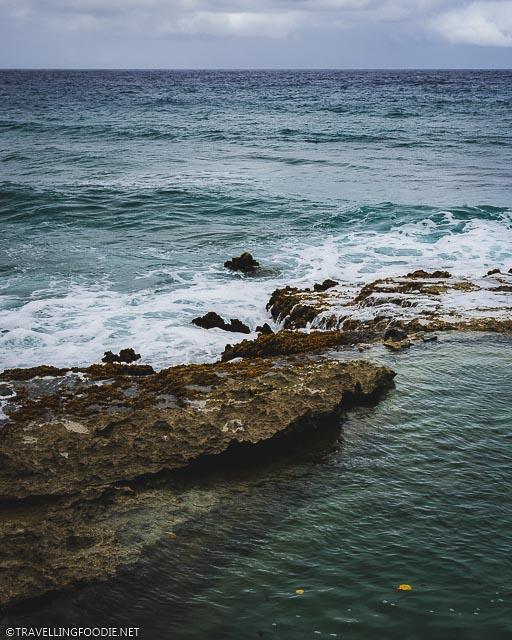 Cane Bay views at AMA in St. Croix, USVI