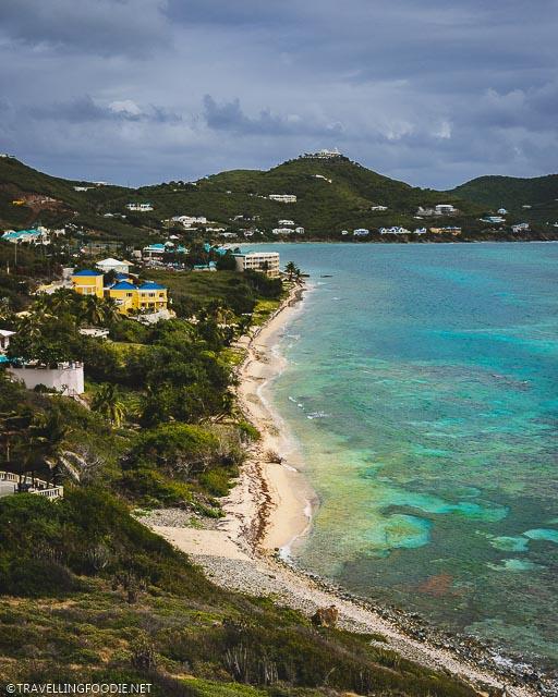 Grass Point in St. Croix, US Virgin Islands