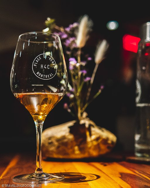 Madeira at H4C par Dany Bolduc for Montreal en Lumiere 2020 Tasting Menu