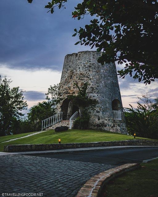 Sugar Mill at The Buccaneer Hotel in St. Croix, US Virgin Islands