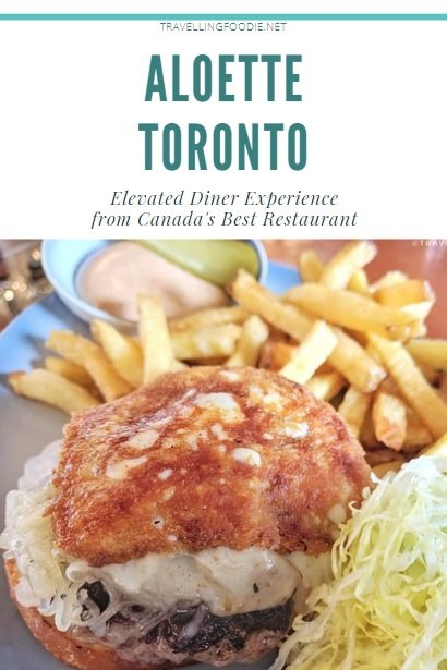 Aloette Toronto, Elevated Diner Experience from Canada's Best Restaurant