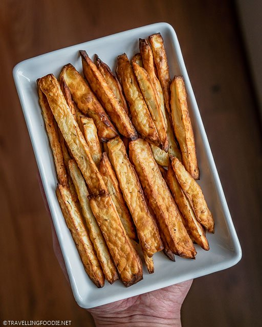 Air Fryer Herb French Fries