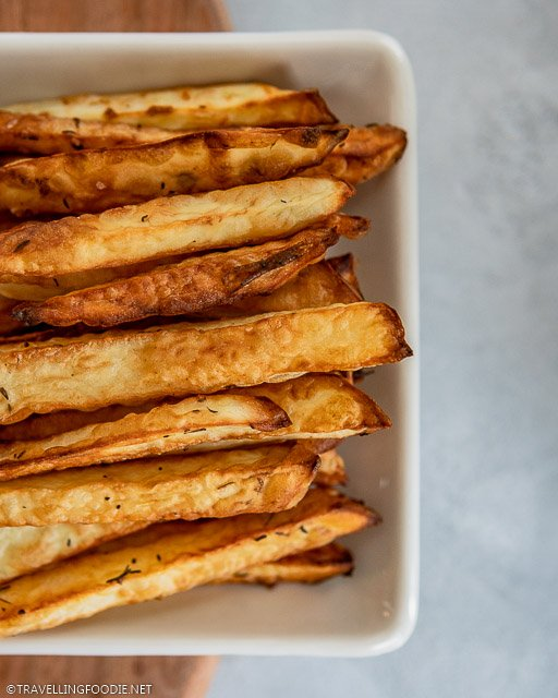 Crispy Air Fried French Fries