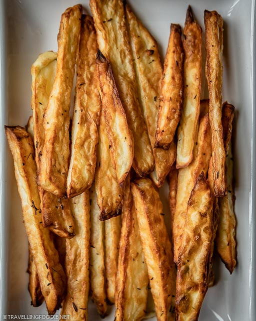 Healthy Air Fryer Fries