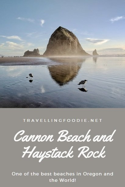 Cannon Beach and Haystack Rock, one of the best beaches in Oregon and the World!