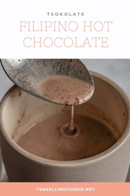 Filipino Hot Chocolate: How To Make Tablea Tsokolate