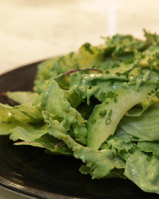 Uncle Ray's Food and Liquor Green Goddess Dressing in Downtown Toronto Restaurants Signature Recipes