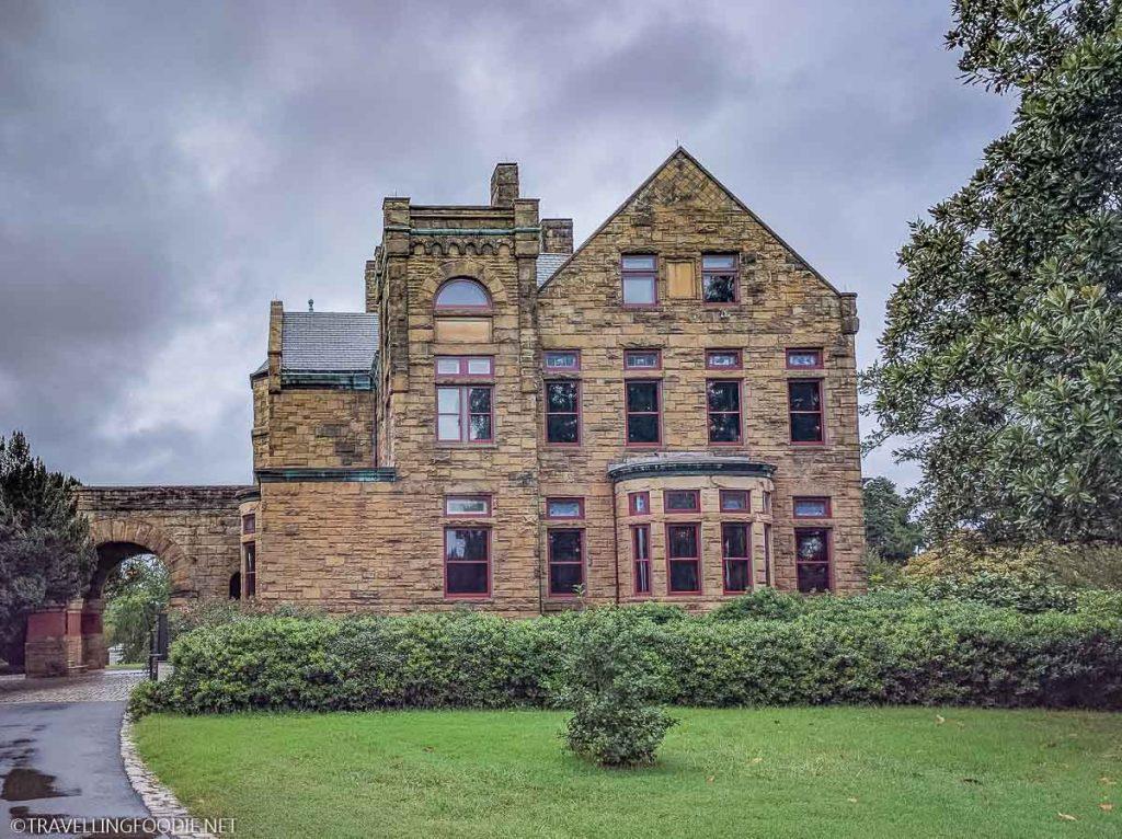 Maymont Victorian estate in Richmond, Virginia
