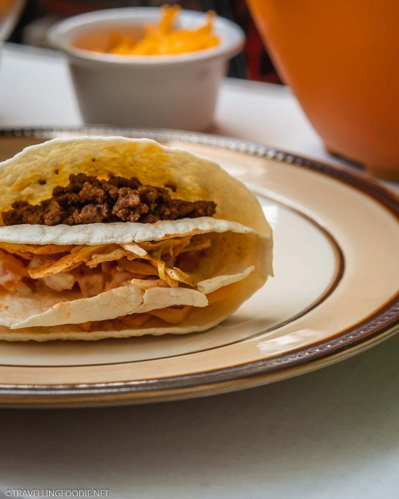 Beef and Cheese TikTok Tortilla Wrap Hack