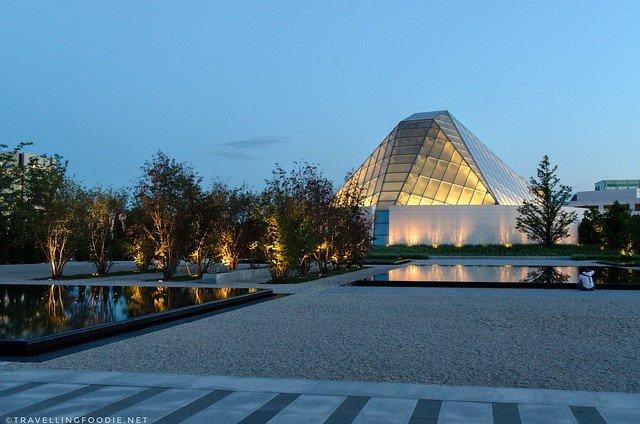 Aga Khan Park in Toronto, Ontario