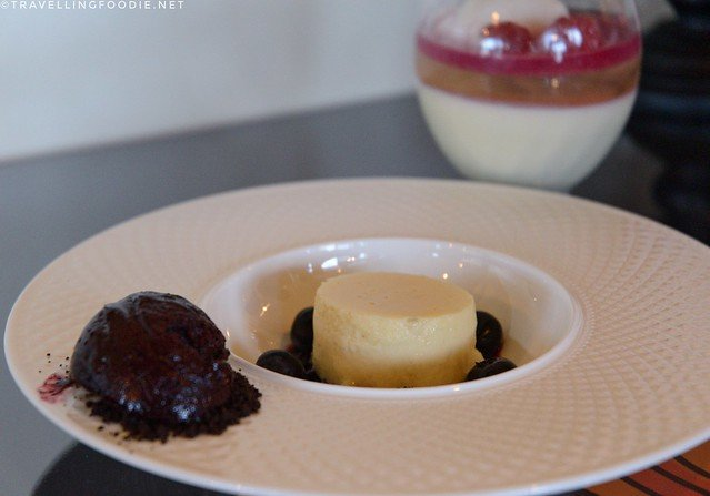 3-Hour Slow Baked Cheesecake at Game Of Cheese in Markham, Ontario