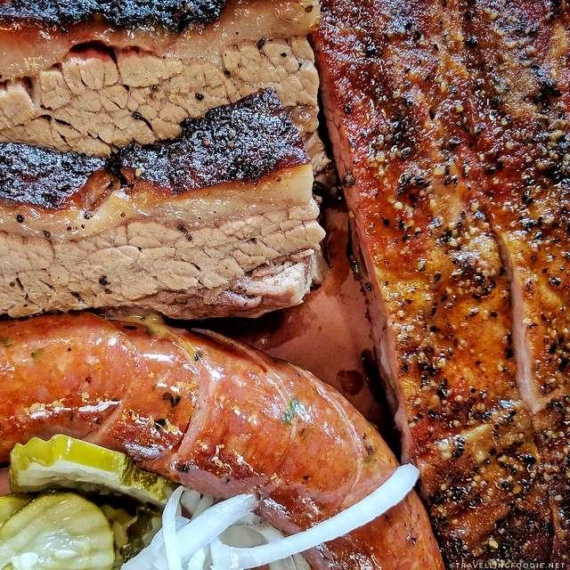 Beef Brisket at Adamson Barbecue in Toronto