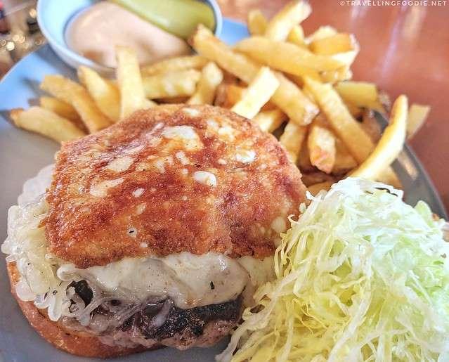 Aloette Burger in Toronto
