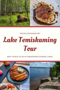 Lake Temiskaming Tour - Best Things To Do in Temiskaming Shores and Area - TravellingFoodie.net