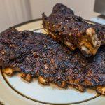 Air Fryer Instant Pot Jerk Pork Ribs